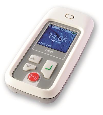 alarm ontvanger verpleegoproepsysteem