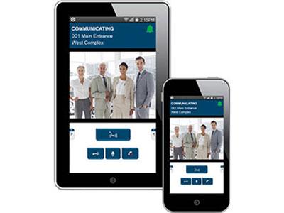 Mobile app IX serie