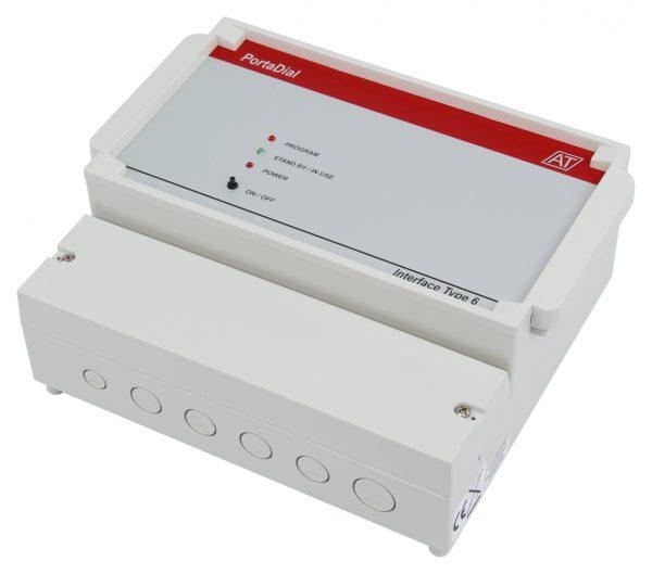 Interface 6 portadial