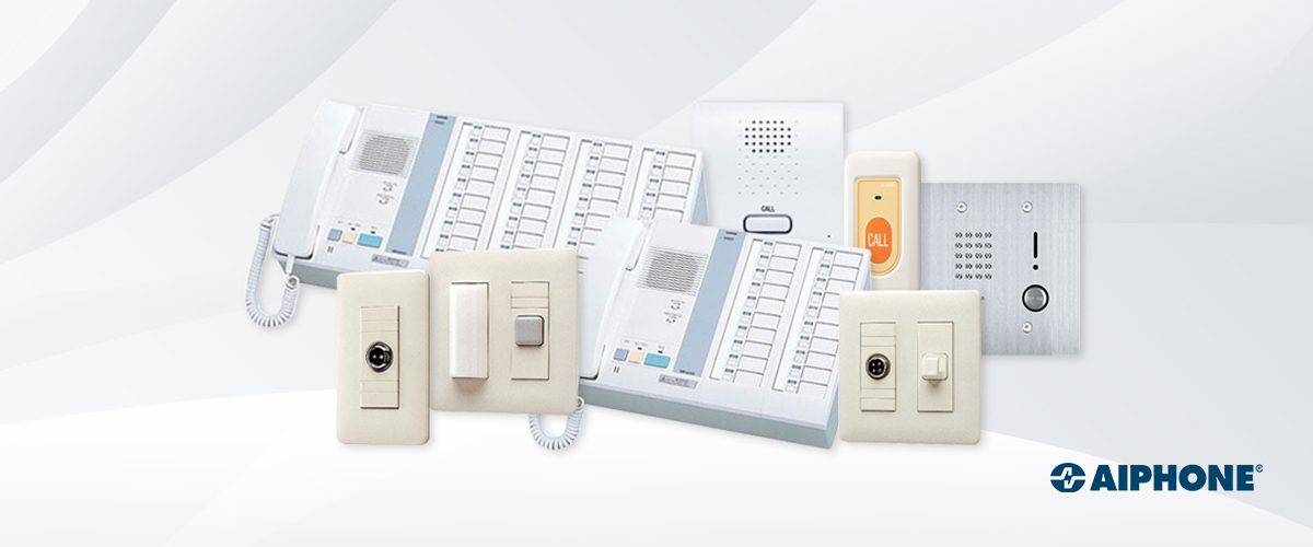 Intercom voor patiënten en verplegend personeel